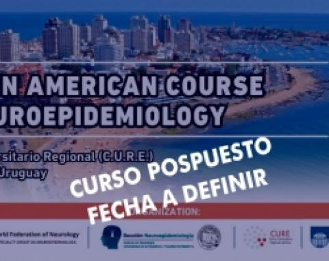 II LATIN AMERICAN COURSE OF NEUROEPIDEMIOLOGY